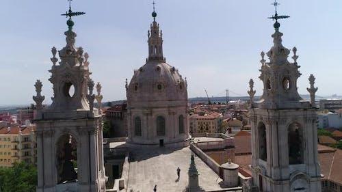 Lisbon, Basilica da Estrela