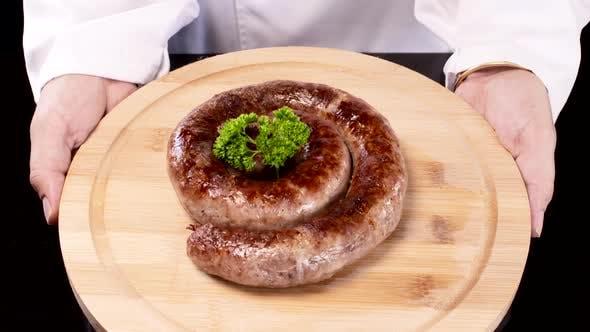 Thumbnail for Chef präsentiert Ring Wurst