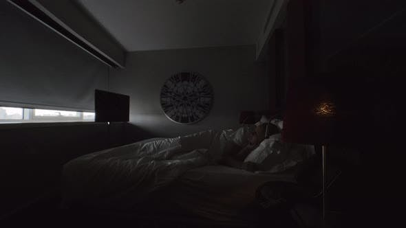 A High Tech Morning