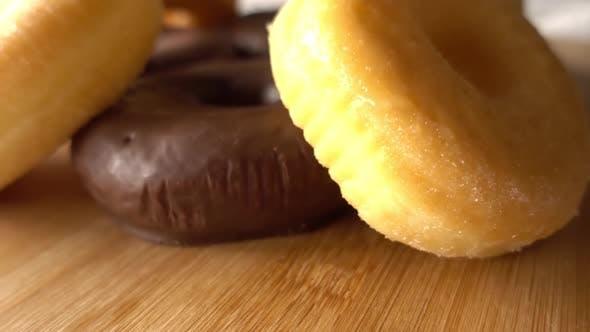 Thumbnail for Donuts Close Up