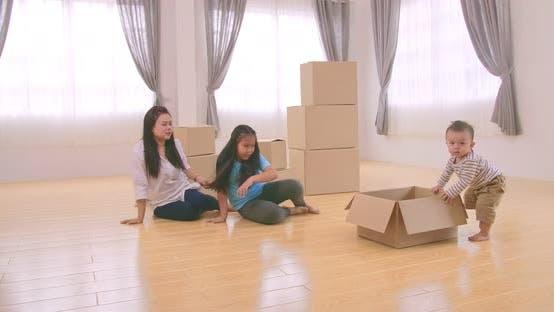 Their First Apartment