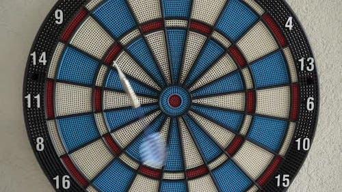 Missed Shot - Dart on Target