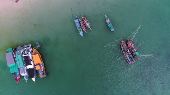 Thumbnail for Colors a Fishing Boats