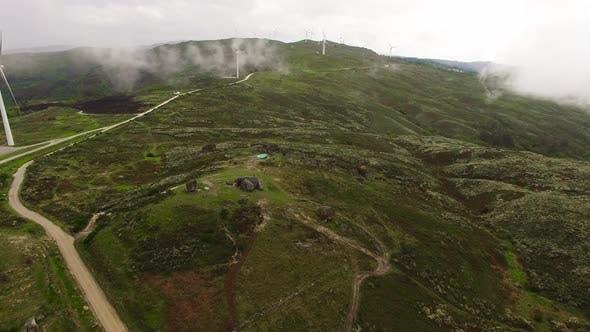 Renewable Energy Wind Turbines