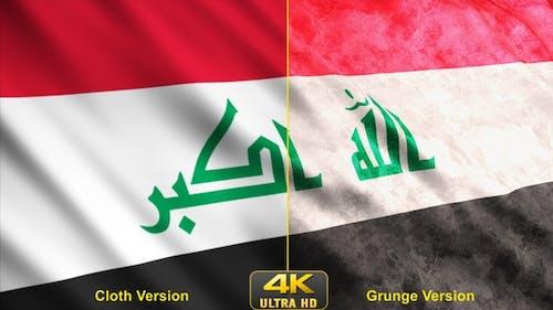 Iraq Flags