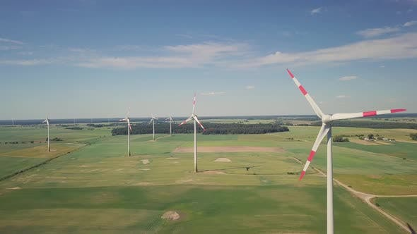 Thumbnail for Wind Mill Power - Renewable Energy Source