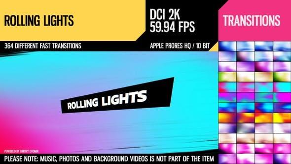Rolling Lichter (2K Übergänge)