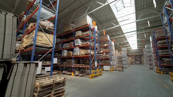 Thumbnail for Storage With Parquet at the Factory From the Inside