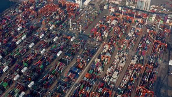 Thumbnail for Hong Kong Kwai Tsing Container Terminals