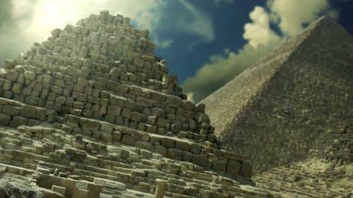 The Pyramids of Giza Egypt 02