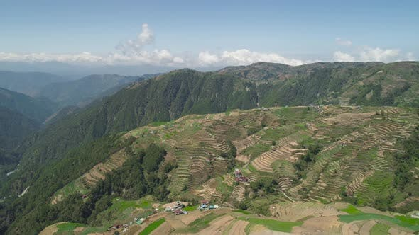 Thumbnail for Farmland in a Mountain Province Philippines, Luzon