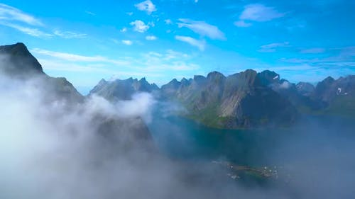 Lofoten is an Archipelago in the County of Nordland, Norway
