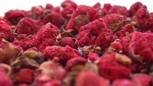 Rotation Flower Red Garnet Tea