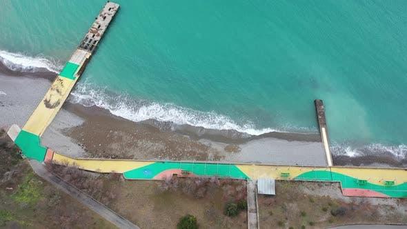 Thumbnail for Crimean coast on the black sea