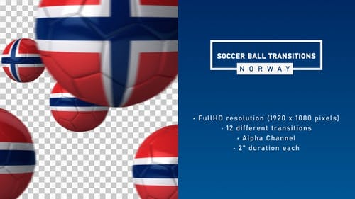 Soccer Ball Transitions - Norway