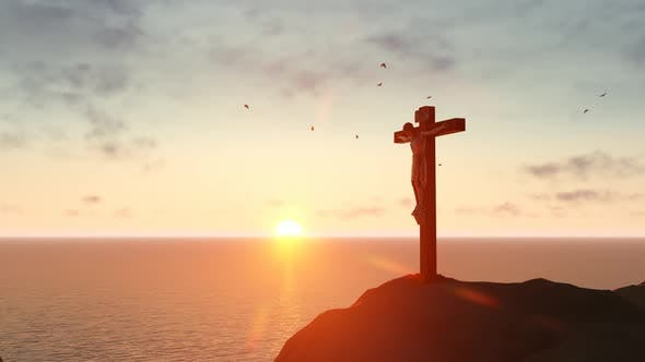 Thumbnail for Crucifix Sunset