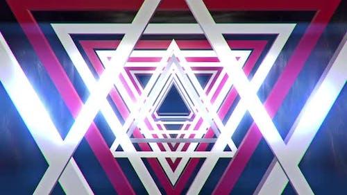 Triangle Red 03 Hd