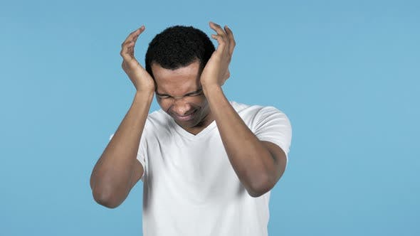 Thumbnail for Young African Man with Headache