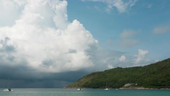 Thumbnail for Cloudscape Timelapse, Phuket