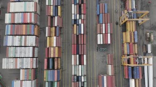 Harbor with Cargo