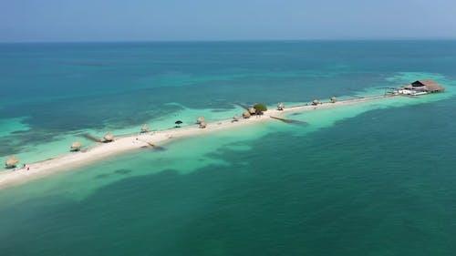 Turquoise Paradise White Sand Beach