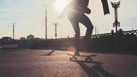 Thumbnail for Skating in Urban Streets