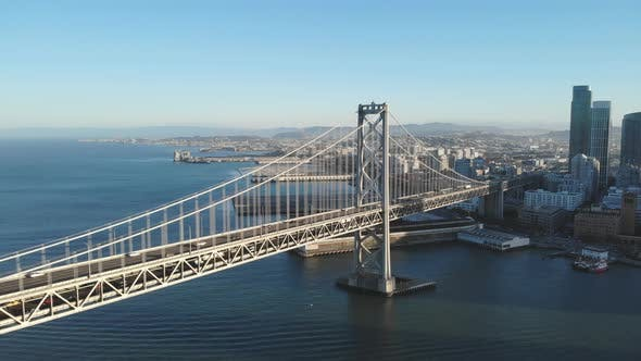 Thumbnail for Bay Bridge In San Francisco