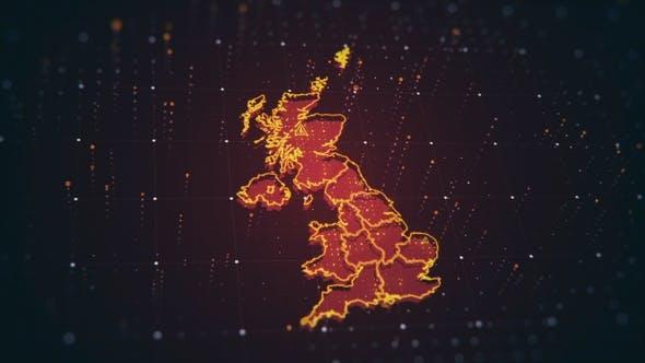 Thumbnail for Red United Kingdom Danger 4K