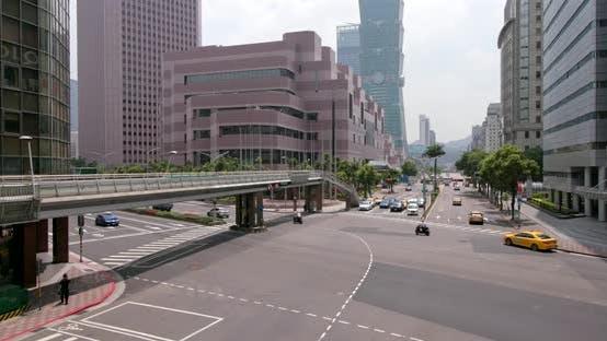 Thumbnail for Taipei urban city