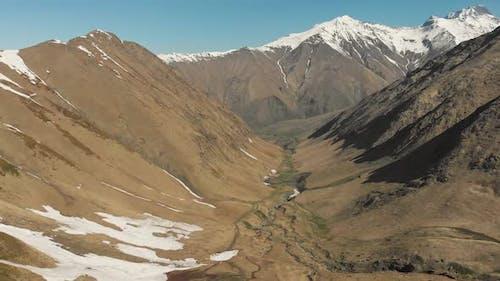 Juta Valley In Summer, KAzbegi