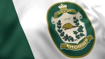 Kitchener City Flag (Ontario)