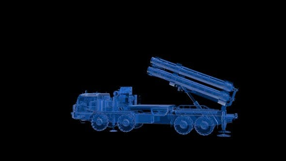 Thumbnail for S400 Russian Missile Vehicle