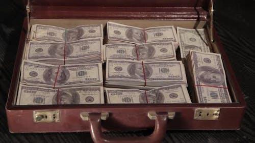 Money In The Briefcase