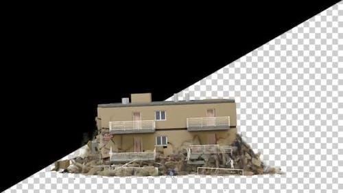 Apartment Destruction