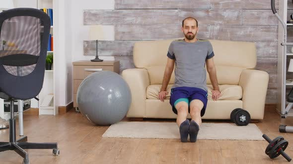 Thumbnail for Dips Training on Sofa