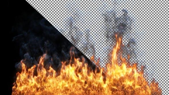 Thumbnail for Burning Fire