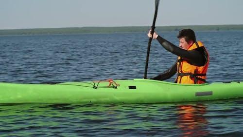 Adventurous Kayaking