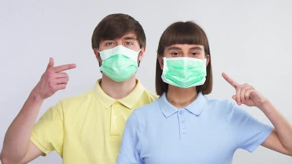 Thumbnail for Prevention of Covid-19 By Wearing Protection Mask for All People
