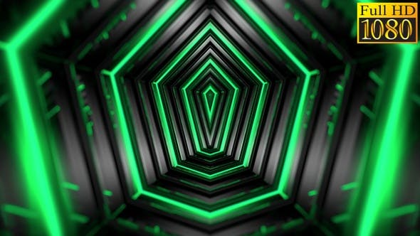 Kaleidoscope Vj Loops V48