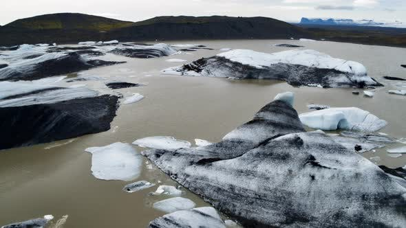 Thumbnail for Purtruding Glacier Islets