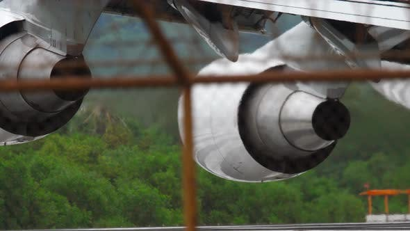 Thumbnail for Engine and Gear of Airplane