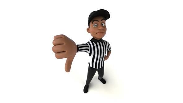 Thumbnail for 10 lustige 3D Cartoon-Schiedsrichter