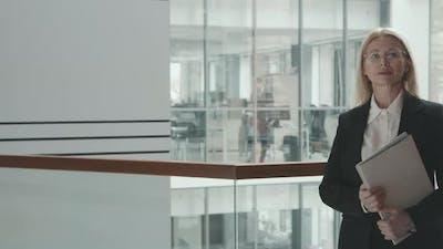 Portrait of Successful Female Lawyer