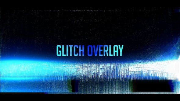 Thumbnail for Glitch Overlay 7
