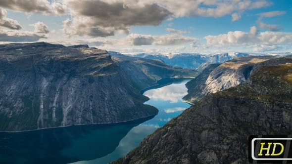 Amazing Norwegian Panorama