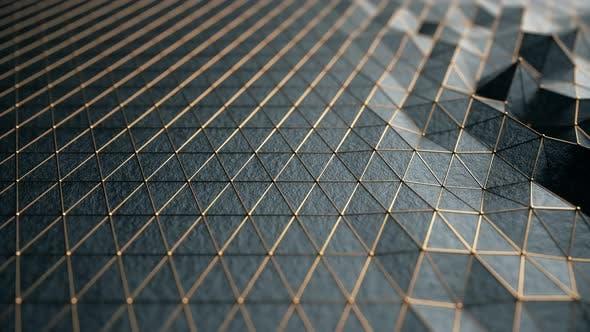 Thumbnail for Polygonal Black Surface