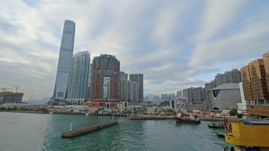 Thumbnail for Hong Kong kowloon side