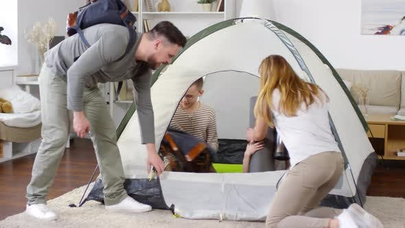 Thumbnail for Training of Camping Skills for Children