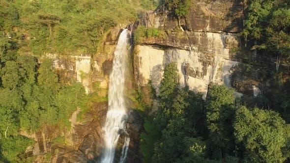 Thumbnail for Waterfall Area Closeup