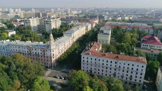 Thumbnail for Minsk City Capital of Belarus, Housing Area